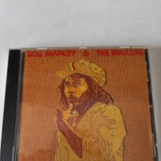 CDs de Música: CD4901 BOB MARLEY Y THE WAILERS RASTAMAN VIBRATION - CD SEGUNDAMANO. Lote 236343570