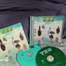 CDs de Música: YES. TOPOGRAPHY, THE YES ANTHOLOGY. Lote 236344500