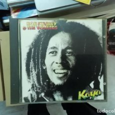 CDs de Música: BOB MARLEY & THE WAILERS - KAYA - CD. Lote 236359755