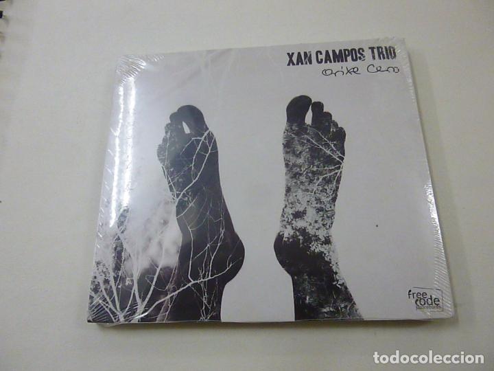 XAN CAMPOS TRIO - ONIXE CERO (CD FREE CODE 2011) -N 3 (Música - CD's Otros Estilos)