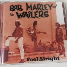 CDs de Música: C7- BOB MARLEY AND THE WAILERS FEEL ALRIGHT-CD DISCO NUEVO. Lote 236410290