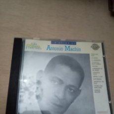 CDs de Música: VIDAS COTIDIANA Y CANCIONES LO MEJOR DE ANTONIO MACHIN. B11CD. Lote 236414715