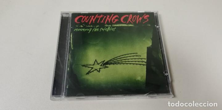 C7- COUNTING CROWS RECOVERING THE SATELLITES -CD (Música - CD's Otros Estilos)