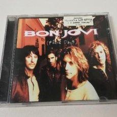 CDs de Música: C7- BON JOVI THESE DAYS -CD. Lote 236420195
