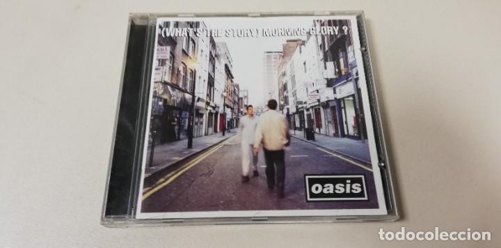 C7- OASIS (WHAT´S THE STORY) MORNING GLORY?-CD (Música - CD's Otros Estilos)