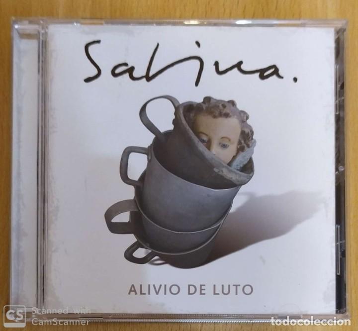 JOAQUIN SABINA (ALIVIO DE LUTO) CD 2005 (Música - CD's Otros Estilos)