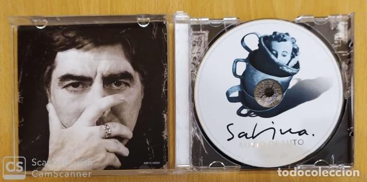 CDs de Música: JOAQUIN SABINA (ALIVIO DE LUTO) CD 2005 - Foto 3 - 236437180