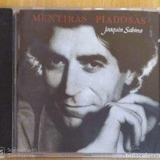 CDs de Música: JOAQUIN SABINA (MENTIRAS PIADOSAS) CD 1990. Lote 236437315