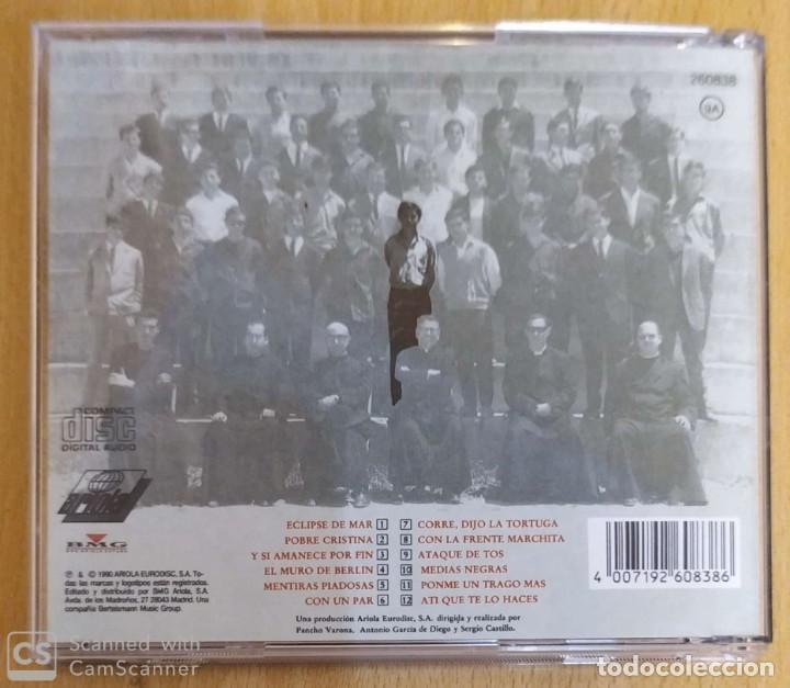 CDs de Música: JOAQUIN SABINA (MENTIRAS PIADOSAS) CD 1990 - Foto 2 - 236437315