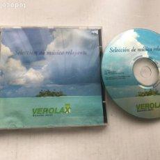 CDs de Música: VEROLAX SLECCION MUSICA RELAJANTE CD MUSICA KREATEN. Lote 236437420
