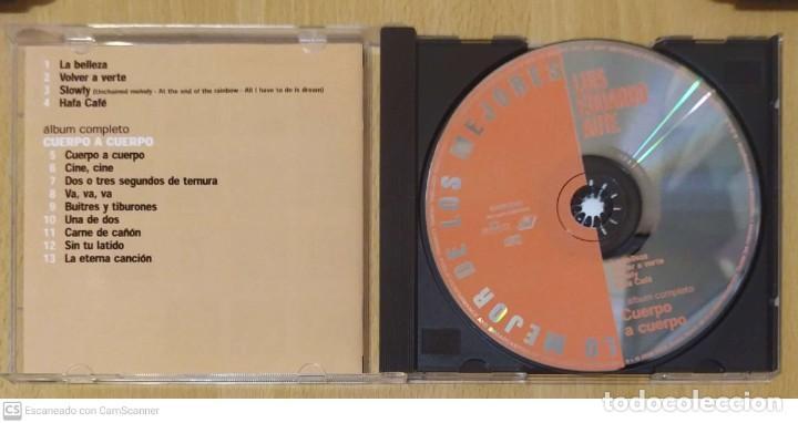 CDs de Música: LUIS EDUARDO AUTE (Cuatro Grandes Éxitos y Su Album Cuerpo A Cuerpo Completo) CD 2002 - Foto 3 - 236437680