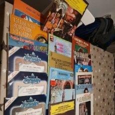 CDs de Música: LOTE DE 20 DISCOS DE VINILLO CD'S. Lote 236440740