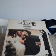 CDs de Música: DISCO DISCOS DE VINILLO LA TRAVIATA GIUSEPPE VERDI. Lote 236440905