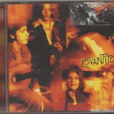 CDs de Música: LEVANTITO - MISMO TITULO / CD ALBUM DE 1998 / MUY BUEN ESTADO RF-8977. Lote 236452275