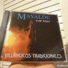 CDs de Música: MAYALDE – DAR POSÁ - VILLANCICOS TRADICIONALES FOLK. Lote 236453300