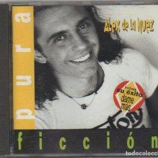CDs de Música: ALEX DE LA NUEZ - PURA FICCION / CD ALBUM DE 1994 / MUY BUEN ESTADO RF-8989. Lote 236455900