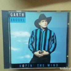 CDs de Música: GARTH BROOKS - ROPIN' THE WIND - CD. Lote 236507630