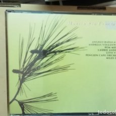CDs de Música: MÚSICA SIN FRONTERAS - ENYA BADALAMENTI VOLLENWEIDER VITALE PENGUIN CAFE ... - CD. Lote 236519905