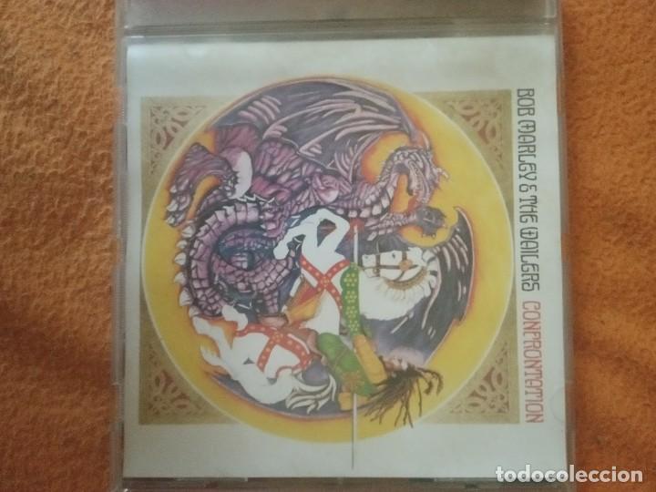 BOB MARLEY - CONFRONTATION - TUFF & GONG. (Música - CD's Reggae)