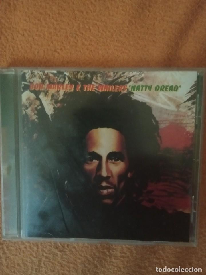 BOB MARLEY - NATTY DREAD - TUFF & GONG. (Música - CD's Reggae)