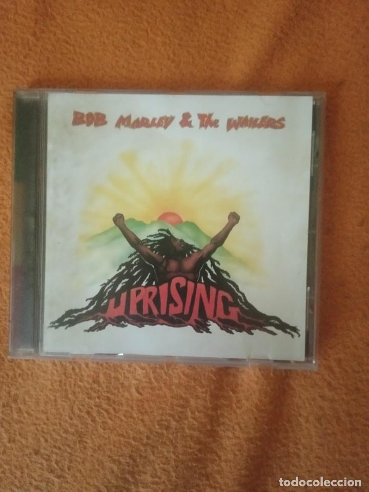 BOB MARLEY - UPRISING - TUFF & GONG. (Música - CD's Reggae)