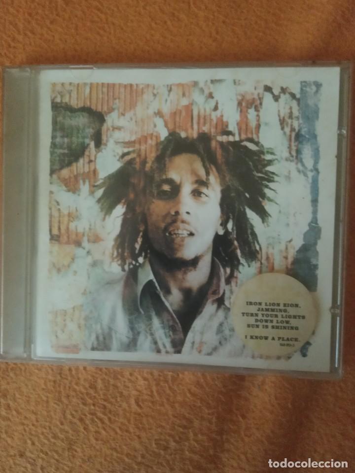 BOB MARLEY - ONE LOVE - TUFF & GONG. (Música - CD's Reggae)