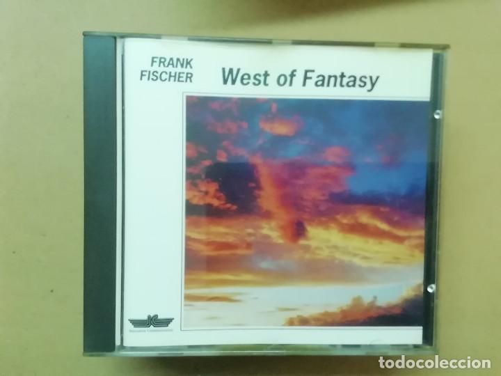 FRANK FISCHER - WEST OF FANTASY - CD (Música - CD's New age)
