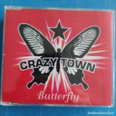 CDs de Música: CRAZY TOWN - BUTTERFLY (CD, MAXI). Lote 236535330