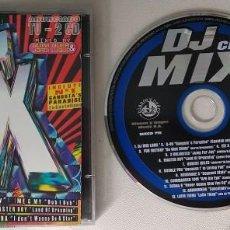 CDs de Música: DJ MIX LOS 40 PRINCIPALES 1996 DOBLE CD ALBUM QUIM QUER JORDI LUQUE DIFICIL DE ENCONTRAR COLECCION. Lote 236536020