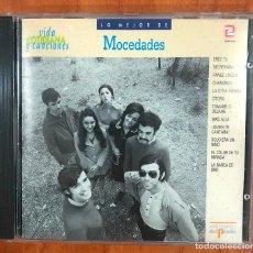 CDs de Música: LO MEJOR DE MOCEDADES / VIDA COTIDIANA Y CANCIONES / CD ZAFIRO DE 1991 RF-8996. Lote 236537370