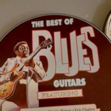 CDs de Música: THE BEST BLUES GUITARS FEATURING. Lote 236548665
