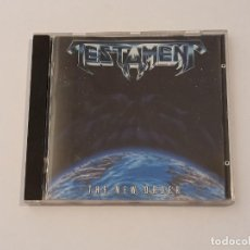 CDs de Música: CD TESTAMENT THE NEW ORDER. Lote 236550395