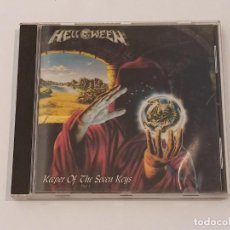 CDs de Música: CD HELLOWEEN KEEPER OF THE SEVEN KEYS. Lote 236551645