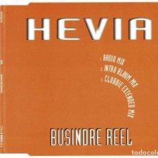 CDs de Música: HEVIA - BUSINDRE REEL. CD SINGLE. Lote 236584995