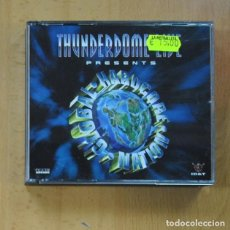 CDs de Música: VARIOS - THUNDERDOME PRESENTS - CD. Lote 236590255