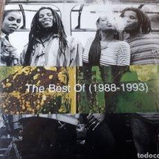 CDs de Música: ZIGGY MARLEY THE BEST OF 1988-1993. Lote 236590350