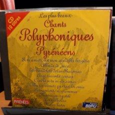 CDs de Música: LES PLUS BEAUX CHANTS POLYPHONIQUES PYRENEENS. Lote 236598260