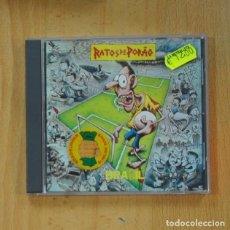 CDs de Música: RATOS DE PORAO - BRASIL - CD. Lote 236607530