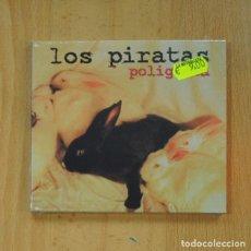 CDs de Música: LOS PIRATAS - POLIGAMIA - CD. Lote 236607560