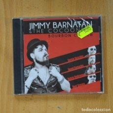 CDs de Música: JIMMY BARNATAN & THE COCOONERS - BOURBON CHURCH. Lote 236607670