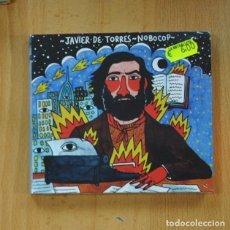 CDs de Música: JAVIER DE TORRES - NOBOCOP - CD. Lote 236607685