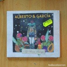 CDs de Música: ALBERTO & GARCIA - EL BUEN SALVAJE - CD. Lote 236607700