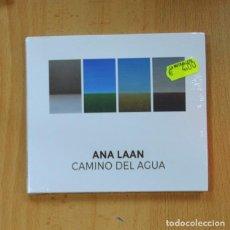 CDs de Música: ANA LAAN - CAMINO DEL AGUA - CD. Lote 236607720
