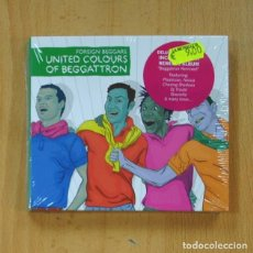CDs de Música: FOREIGN BEGGARS- UNITED COLOURS OF BEGGATTRON - CD. Lote 236607840