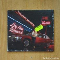 CDs de Música: LEE ANN WOMACK - THE WAY I´M LIVIN´- CD. Lote 236607870