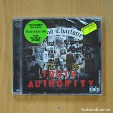 CDs de Música: GOOB CHARLOTTE - YOUTH AUTHORITY - CD. Lote 236607880