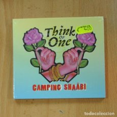 CDs de Música: CAMPING SHAABI - THINK OF ONE - CD. Lote 236607940