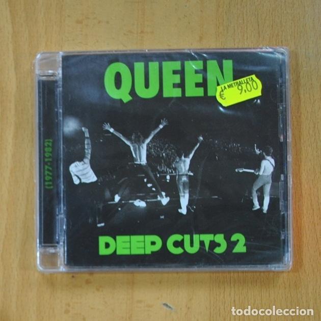 QUEEN - DEEP CUTS 2 - CD (Música - CD's Rock)
