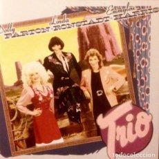 CDs de Música: DOLLY PARTON, LINDA RONSTADT, EMMYLOU HARRIS - TRIO - CD. Lote 236616085