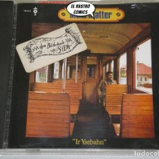 CDs de Música: MANI MATTER, IR YSEBAHN, CD ZYTGLOGGE, EXCELENTE ESTADO, BLUES, WORLD, MUY DIFÍCIL. Lote 236621485